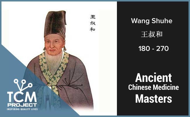 Wang Shuhe 王叔和 (180 – 270) – Gran Médico Chino de la Dinastía Jin