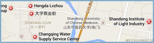 shandong tcm MAP