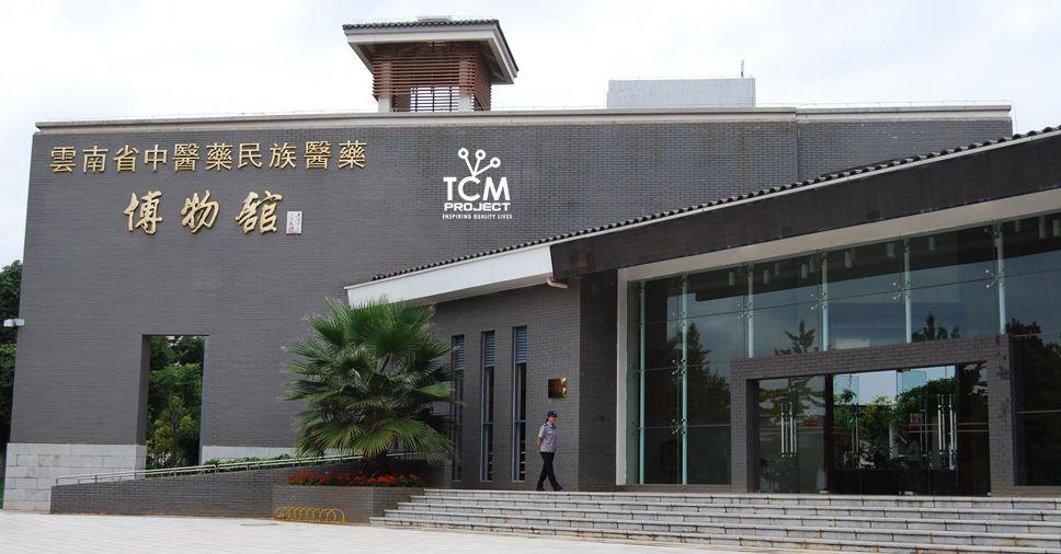 museo - Universidad Medicina China yunnan