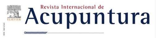 revista internacional de acupuntura
