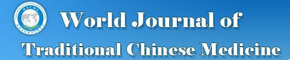 world journal of traditional chinese medicine